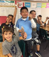 Sharing Culture in 3rd grade