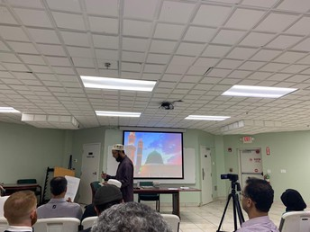 Sirah Class At IFN By Imam Azfar