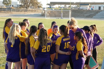 Kickin' It: Girls Soccer