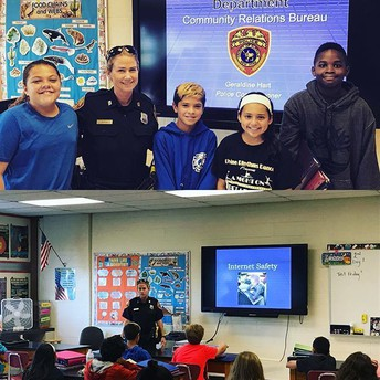 Cyber Safety with Suffolk PD