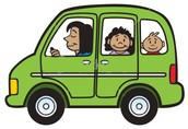 The A, B, C's of our Car Line for Drop Off & Pick Up Procedures