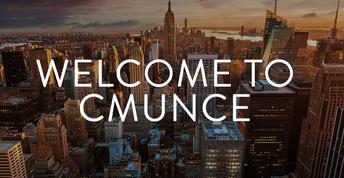 Logo for Model UN Conference CMUNCE