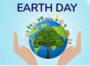 "Earth Day ""Homework""   April 22, 2020"