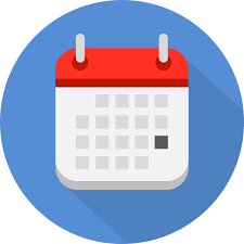 Calendar Changes