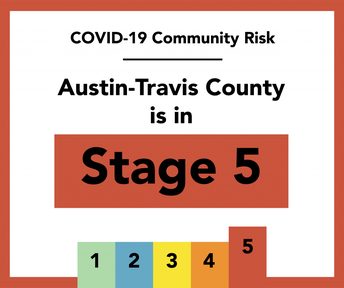 Austin-Travis County in Stage 5; officials stress safety
