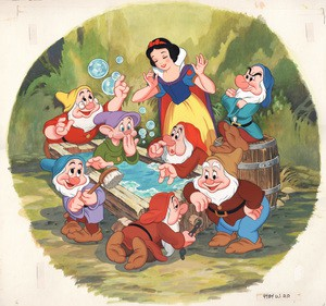 Homecoming for the Class 2021 - Snow White and the 7 Dwarfs
