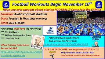 Ready for Football?