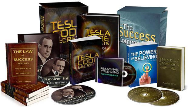 Tesla Code Secrets Program