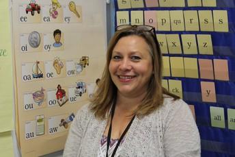 MUSTANG SPOTLIGHT - MRS. MARY MATRAS, 2ND GRADE TEACHER AT MURASKI ELEMENTARY SCHOOL