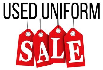 Used Uniform Sale - February 5th