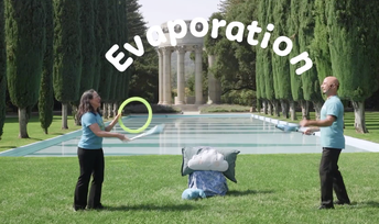 Hearty and Lissen Juggling at the Pulgas Water Temple