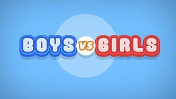 Boys vs. Girls Missions Offering