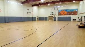 Gymnasium Usage