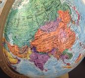 Mapping Unit globe