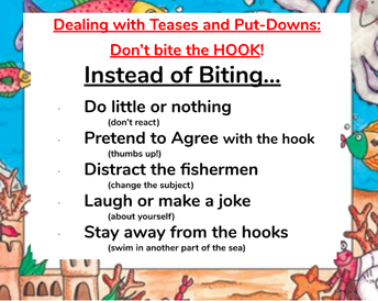 DEALING WITH TEASES AND PUT-DOWNS