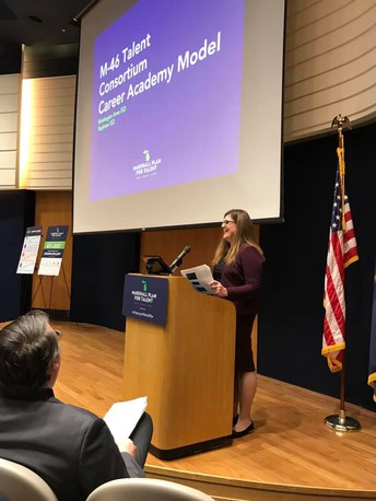 Over $6 Million Marshall Plan for Talent Grant Dollars Awarded to Michigan's M-46 Talent Consortium, a Partnership between Muskegon ISD and Saginaw ISD