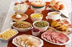 Thanksgiving Maintenance Lunch - Nov. 22