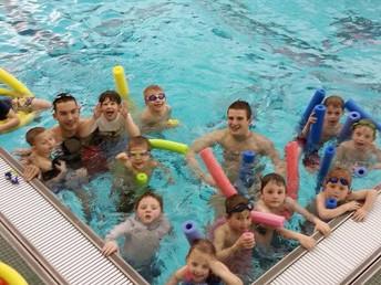 Swim Lessons begin October 28th!