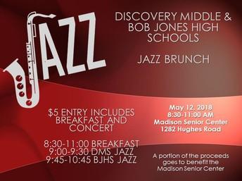 DMS & BJHS Jazz Brunch