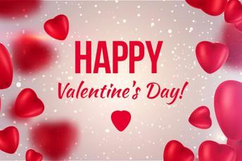 Valentine's Day This Week