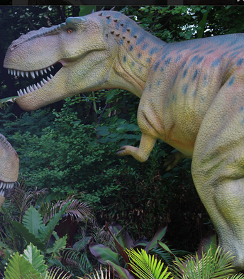 Giant Animatronic Dinosaurs Coming to the Philadelphia Zoo