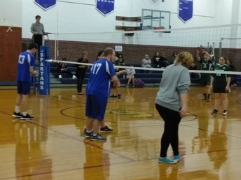 Congrats Unified Volleyball Team