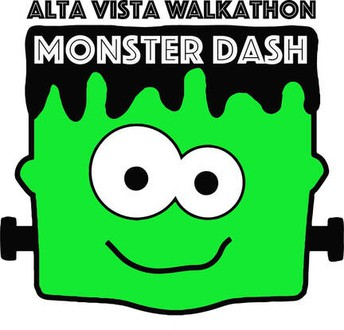 MONSTER DASH WALK-A-THON