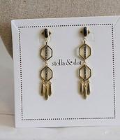 Terra Earrings - SOLD