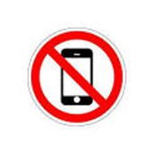 Please - No Cell Phones in Dragon Pick Up Loop