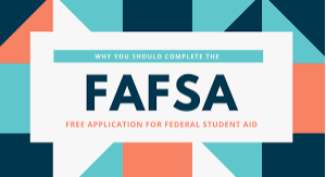 October is FAFSA time!