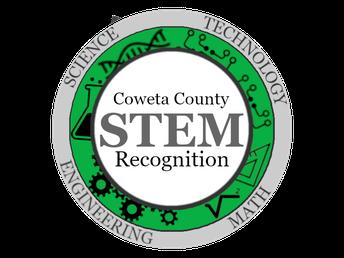Coweta STEM Recognition