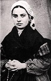 Saint Bernadette: Feast Day -  April 16