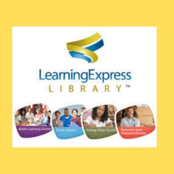 Logo: LearningExpress Library