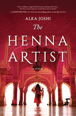 The Henna Artist by Alka Joshi (eaudio only)