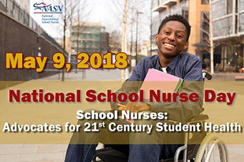National School Nurse Day is May 9th!