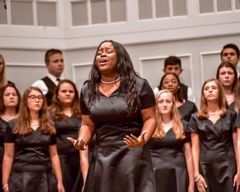 SPHS Choir