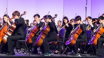 NAfME All-National Honor Ensemble Members from Arizona