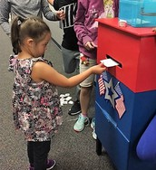 Wranglers participate in Mock Election!