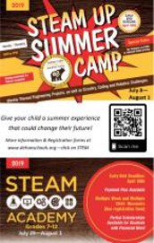 STEAM UP Summer Camp