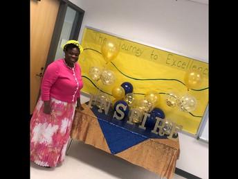 Principal Lakeisha Smith- Bluitt- Thomas Tolbert Elementary
