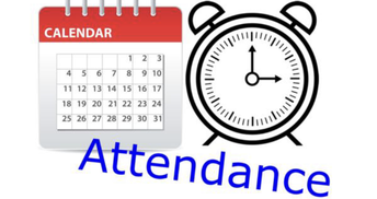 Attendance is IMPORTANT!