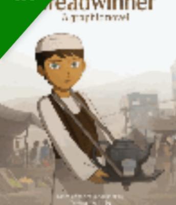 Breadwinner: a graphic novel adapted by Shelly Tanaka