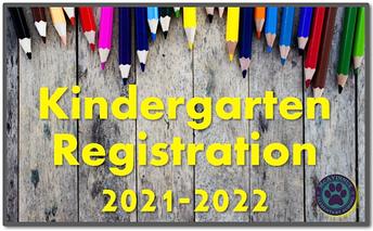 Kindergarten Registration Begins May 3rd