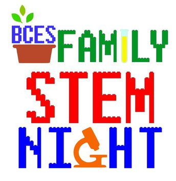 First Ever Family STEM Night!