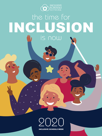 12/7-12/11: Thank you for a great School Inclusion Week-Include ME!
