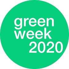 This week is a GREEN WEEK!