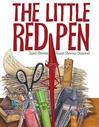 The Little Red Pen- Janet Stevens