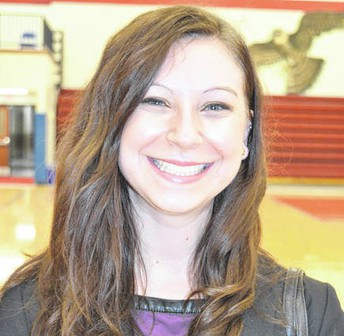 Welcome Sarah Mescher, School Psych