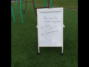 Mr. B's tips for a successful recess