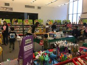Spring Book Fair in Full Swing!
